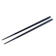 15% off with code MTCRAMEN15 - Black Non-Slip Plastic Chopsticks