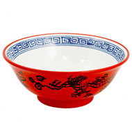 "15% off with code MTCRAMEN15 - Red Dragon Noodle Bowl 8 1/4"" dia"