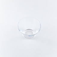 "Hard Strong (HS) Glass Bowl 3.58"" dia"