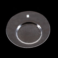 "Orbit Glass Plate 9 1/2"" dia"