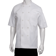 Chef Works® Volnay Basic Chef Coat M