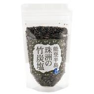 Noto Suzu Takesumi Shio - Bamboo Ash Sea Salt 3.5 oz / 100 g