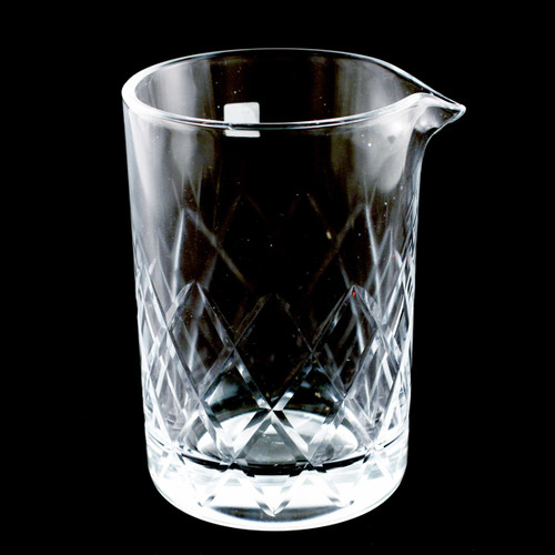 Maru-T Diamond Cut Mixing Glass 570ml 19.3oz