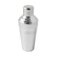 15% Off with code MTCBARWARE15 - Yukiwa Stainless Steel Baron 3-Piece Cocktail Shaker 510ml (17.2 oz)
