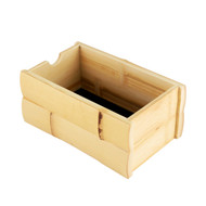 Rectangular Bamboo Sake Cooler