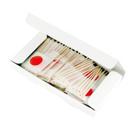 Japanese Flag Picks (200/box)
