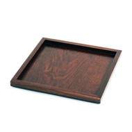 "Square Tray 7 7/8"" x 7 7/8"""