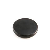 """Round Hot Stone Plate 3.98"""" dia"""
