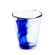 Bormioli Rocco Cobalt Blue Glass Tumbler 14 1/2 oz