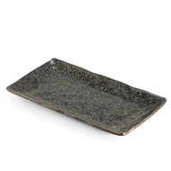 """Kuroyu Rectangular Plate 12 1/5"""" x 6 3/4"""""""