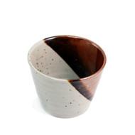 """Ceramic Soba Choko Cup 3 1/2"""" dia"""