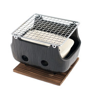 "15% Off with code MTCBBQ15 - Yakitori Grill 7 1/8"" x 5 3/8"""