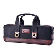 Boldric Black Canvas All Purpose Knife Bag