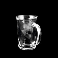 Tebineri Glass Beer Mug Cup 10.5 oz