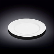 "Wilmax Durable White Bread Plate 6"" dia"