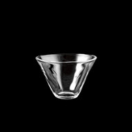 "Tebineri Glass Dessert Bowl 4"" dia (3.5 oz)"