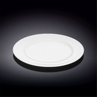 "Wilmax Durable White Bread Plate 7"" dia"