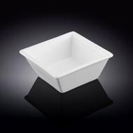 """Wilmax White Square Bowl 4.41"""" x 4.41"""""""