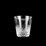 Hard Strong (HS) Diamond-Cut Glass Tumbler 10.5 oz
