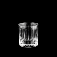 Hard Strong (HS) Sharp Edged Cut Glass Tumbler 8 oz