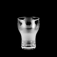 Frosted Beer Glass Tumbler 10.5 oz
