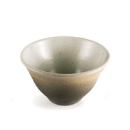 "Shigaraki Gradation Rice Bowl 6 1/4"" dia"