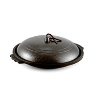 [NEW] Toban Black Cast Aluminum Grill Pot