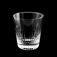 Hard Strong (HS) Whiskey Cut Glass Tumbler 10.5 oz