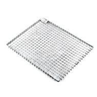 "Stainless Steel Cross Wire Mesh Replacement for Charcoal Grill 10 3/4"" x 8 1/4"""