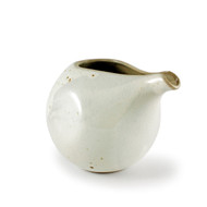 Crackle Graze Lipped Ceramic Sake Server 12 oz