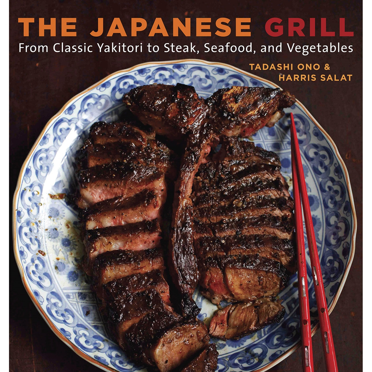 Books for Grilling