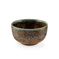 "[NEW] Ainagashi Blue Earthy Rice Bowl 5"" dia"