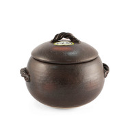 Ceramic 3 Cup Rice Cooking  Pot - Medium