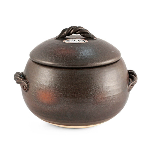 Ceramic 5 Cup Rice Cooking Pot - Large