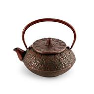 [NEW] Sakura Cherry Blossom Nanbu Cast Iron Teapot 17 oz