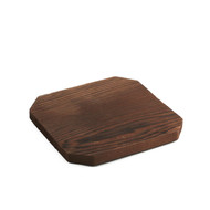Wooden Base for Tabletop Konro Grill