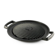 Aluminum Round Sizzling Plate