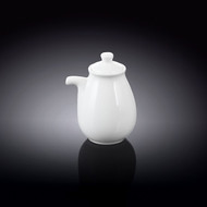 Wilmax White Porcelain Soy Sauce Dispenser 6 oz