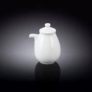 Wilmax White Porcelain Soy Sauce Dispenser 5 fl oz
