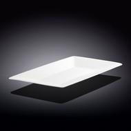 "Wilmax White Diamond Plate 12.05"" x 4.06"""