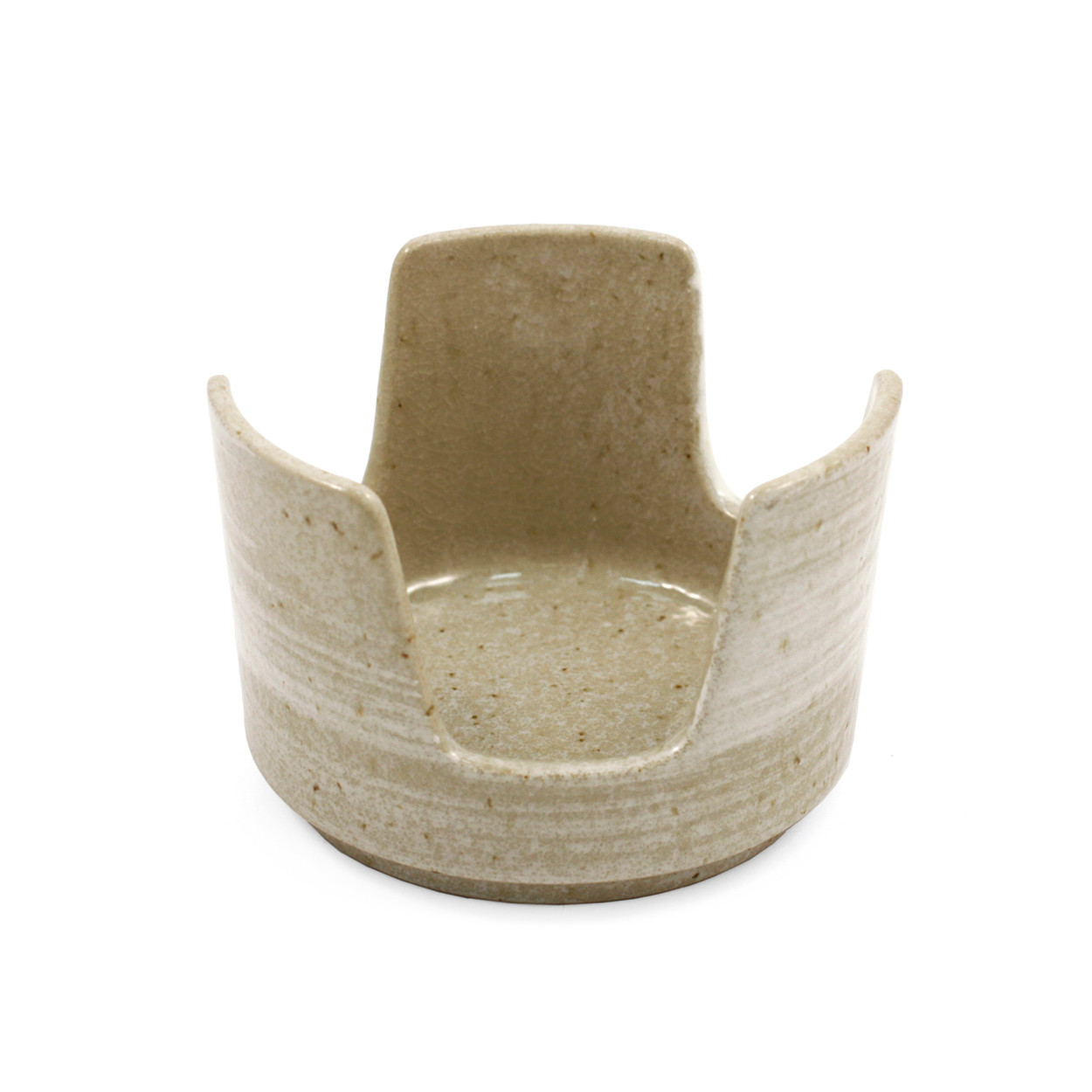 Seiji Brushstroke Ceramic Sake Konro