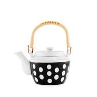 Polka Dot Teapot 27 oz