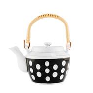 Polka Dot Teapot  53 oz