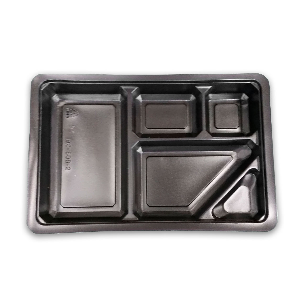 Tsubaki Square Take Out Bento Box Inside Compartment