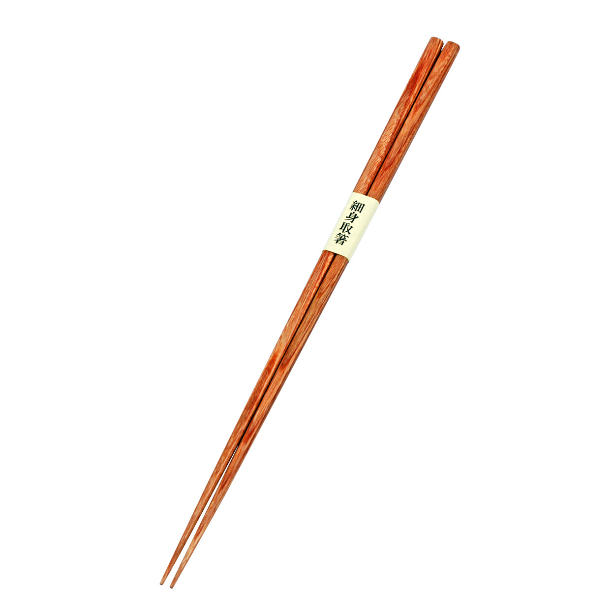 Light Brown Slim Serving Chopsticks