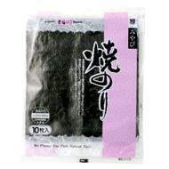 Miyabi High Grade Sushi Nori Seaweed 10 Sheets