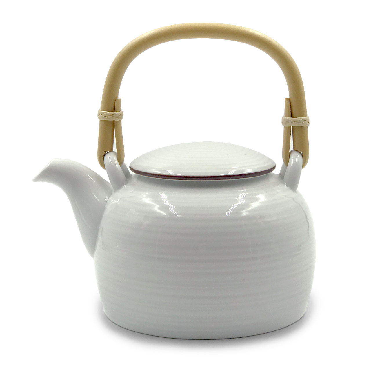 Hakusan Porcelain Teapot