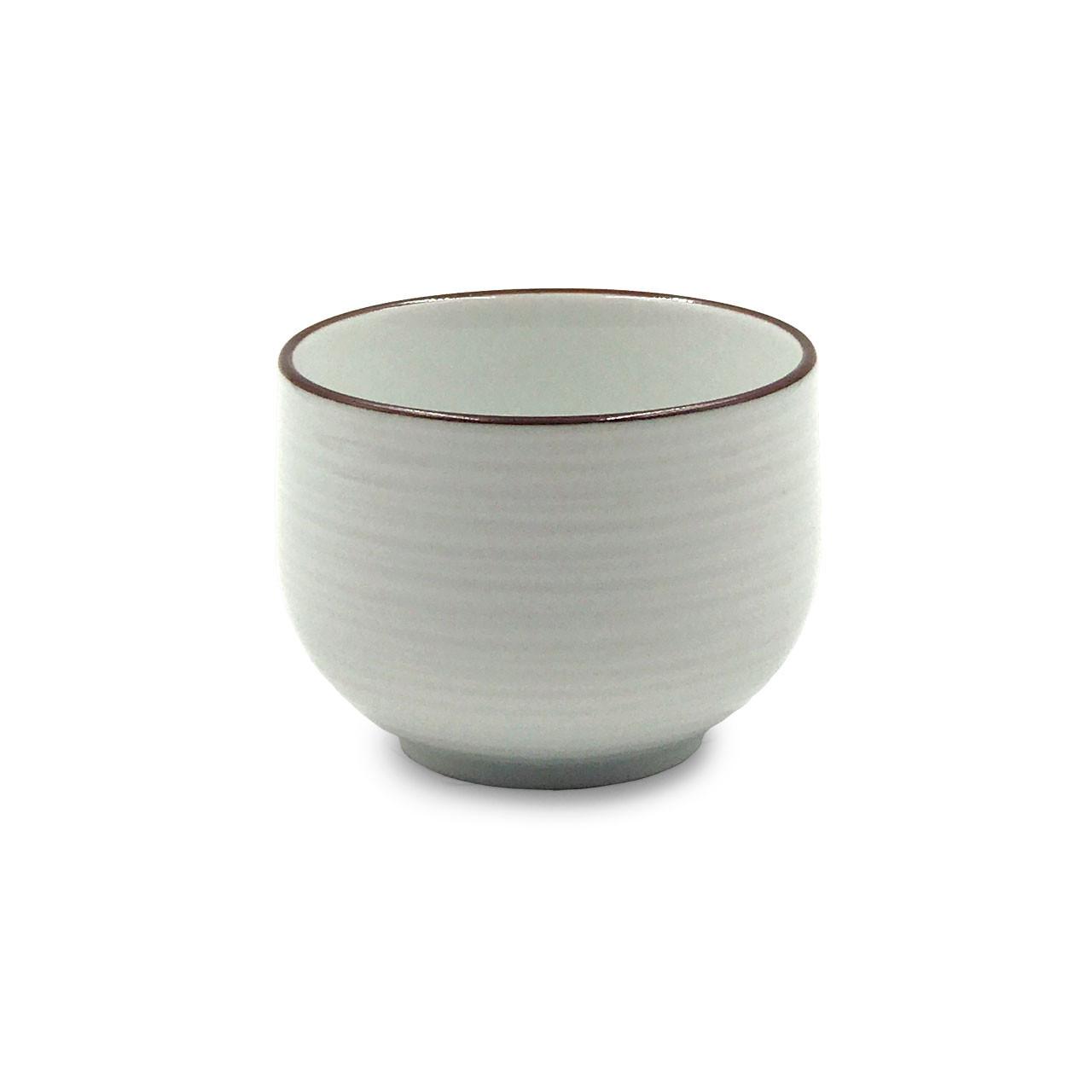 Hakusan Porcelain Tea Cup
