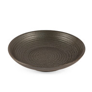 """[NEW] Black Speckled Serving Bowl 20 fl oz / 8"""" dia"""
