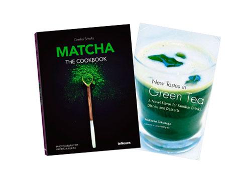 Matcha Green Tea Books
